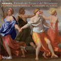 Handel: Il trionfo del Tempo e del Disinganno / Alessandro De Marchi(cond), Academia Montis Regalis, Roberta Invernizzi(S), Kate Aldrich(Ms), Martin Oro(C-T), etc