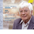 Handel :Saul HWV.53 (1/27-29/2007): Helmuth Rilling(cond)/Bach-Collegium Stuttgart/Gachinger Kantorei Stuttgart/etc