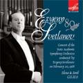 Evgeny Svetlanov Conducts Tchaikovsky - Piano Concerto No.1, No.3. Francesca da Rimini, etc (2/20/1968)