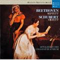 ベートーヴェン:七重奏曲 シューベルト:八重奏曲