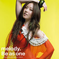 Be as one [CD+DVD]<期間限定生産盤>