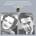 J.S.Bach: Arias from Messe in B Minor, St. Matthew Passion (1950) / Kathleen Ferrier(A), Herbert von Karajan(cond), VSO