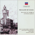 The Glory of Venice -The Music of Andrea & Giovanni Gabrieli : Canzon primi toni a 8, Quem vidistis pastores?, etc (1982-86) / Stephen Cleobury(cond), King's College Choir Cambridge, Philip Jones Brass Ensemble, etc