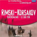 Rimsky-Korsakov: Sheherazade, Le Coq D'or Suite / Lorin Maazel(cond), Cleveland Orchestra