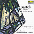 Bartok: Concerto for Orchestra, Four Orchestral Pieces Op.12, Hungarian Peasant Songs Sz.100 / Leon Botstein(cond), LPO