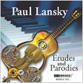 Paul Lansky: Etudes and Parodies/Semi-Suite/Ricercare Plus (4,10/2006, 3/2005):William Purvis(hrn)/Curtis Macomber(vn)/etc