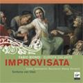 Improvisata -Symphony with Title:Vivaldi/Boccherini/G.B.Sammartini/etc:Fabio Biondi(cond)/Europa Galante