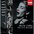 MARIA CALLAS:LIVE RECITALS <限定盤>