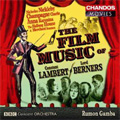 The Film Music of Constant Lambert & Lord Berners / Rumon Gamba(cond), BBC Concert Orchestra, Mary Carewe(S), Joyful Company of Singers