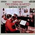スメタナ:弦楽四重奏曲 第1番《わが生涯より》・第2番<限定盤>