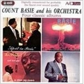 Four Classic Albums: April in Paris/King of Swing/The Atomic Mr.Basie/The Greatest