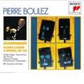 Schoenberg: Gurrelieder. Orchestral Songs