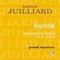 Bartok : String Quartets 3-5 / Julliard SQ