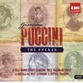 The Operas -Puccini : Manon Lescaut, La Boheme, Tosca, Madame Butterfly, Turandot, etc <限定盤>