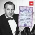 Hans Hotter Sings J.S.Bach, Brahms, Schubert, Schumann, Loewe, etc