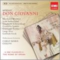 Mozart: Don Giovanni / Carlo Maria Giulini, Philharmonia Orchestra & Chorus, Eberhard Wachter, etc [CD+CD-ROM]