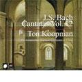 Bach: Complete Cantatas Vol 12 / Koopman, Amsterdam Baroque