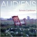 Audiens / Schola Cantorum, Tone Bianca Dahl, Nordic Voices, Are Sandbakken