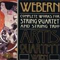 Webern: Complete Works for String Quarets -Slow Movement/String Quartet/Rondo/etc (1999):Artis Quartet Wien