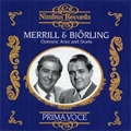 Robert Merrill & Jussi Bjorling -Operatic Arias and Duets: Gounod, Bizet, Verdi, etc (1949-51) / Renato Cellini(cond), RCA Victor Orchestra, etc