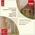 Honegger, Weill: Symphonies, etc / Mariss Jansons, et al