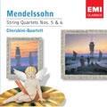 Mendelssohn: String Quartets no 5 & 6 / Cherubini Quartet