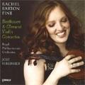 Beethoven: Violin Concerto; Clement: Violin Concerto (2007) / Rachel Barton Pine(vn), Jose Serebrier(cond), Royal Philharmonic Orchesetra