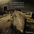 In Memoria -Medieval Songs of Remembrance: Gregorian Chant, de Sarto, Dufay, etc / Edward Wickham(cond), Clerks' Group