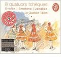 8 Czech Quartets -Dvorak/Smetana/Fibich/Janacek/etc:Talich Quartet