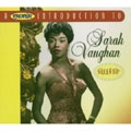 Proper Introduction To Sarah Vaughan, The (Shulie A Bop)