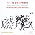 Tango Sensations -Piazzolla: Libertango, Milonga del Angel, La Muerte del Angel, etc / Manuel Barrueco(g), Cuarteto Latinoamericano
