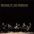 Sounds of The Americas; Music For Guitar and String Quartet - Daugherty, Lena, Sierra, Kernis / Manuel Barrueco(g), Cuarteto Latinoamericano