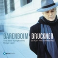 Bruckner: The Nine Symphonies; Helgoland [Box Set]