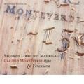 Monteverdi: Secondo Libro dei Madrigali (1590)