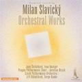 M.Slavicky: Orchestral Works / Jiri Belohlavek, Czech Philharmonic Orchestra, etc