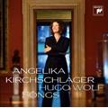 Hugo Wolf: Songs -From Goethe Lieder, Morike Lieder, Eichendorff Lieder, etc / Angelika Kirchschlager(Ms)