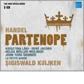 Handel: Partenope / Sigiswald Kuijken, La Petite Bande, Krisztina Laki, Rene Jacobs, etc