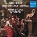 Boccherini: Cello Concerto No.7, No.10, Sinfonia Op.21-5, Op.12-4 /  Anner Bylsma, Jeanne Lamon, Tafelmusik