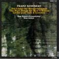 Franz Schubert: Die Lieder fur Mannerstimmen