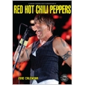 2010 Calendar Red Hot Chili Peppers