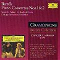 Bartok: Piano Concerto No.1 Sz.83, No.2 Sz.9