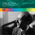CLIFFORD CURZON:DECCA RECORDINGS VOL.4:1944-1970:BEETHOVEN/BRAHMS/SCHUMANN/SCHUBERT/BRITTEN/MOZART:CLIFFORD CURZON(p)/HANS KNAPPERTSBUSCH(cond)/VPO/GEORGE SZELL(cond)/LSO/ETC