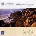 P.Glanville-Hicks: Etruscan Concerto, Sappho, Tragic Celebration, etc / Richard Mills, Antony Walker, Tasmanian SO, etc