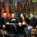 LAGQ Brazil / Los Angeles Guitar Quartet
