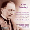 DOHNANYI :CONCERTINO FOR HARP & CHAMBER ORCHESTRA OP.45/6 PIANO PIECES OP.41/SEXTET OP.37:LEON BOTSTEIN(cond)/AMERICAN SYMPHONY ORCHESTRA/ERICA KIESEWETTER(vn)/ETC