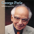 George Perle:A Retrospective -9 Bagatelles/3 Inventions for Solo Bassoon/2 French Christmas Carols/etc (1983-2005)