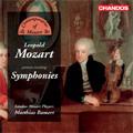 L.Mozart: Symphonies -C1, D17, D1, G14, C4, D25 / Matthias Bamert(cond), London Mozart Players