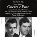 Prokofiev: War & Peace / Rodzinski, Carteri, et al