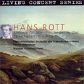 Hans Rott:Symphony for String Orchestra/String Quartet (2004):Enrico Delamboye(cond)/Mainz State Theatre Philharmonic Orchestra/Mainz String Quartet