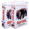 ザ・ソプラノズ 2つのファミリーを持つ男 DVDコレクターズBOX1 Vol.1-3[SD-32][DVD] 製品画像